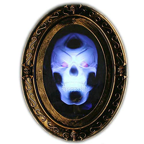 Mirror the Best Motion Activated Halloween Props