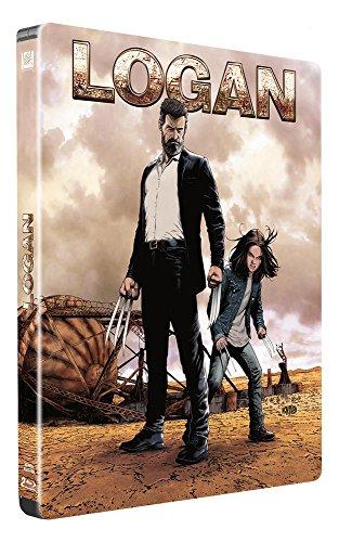 Logan - The Wolverine (Steelbook) [Blu-ray] [Import] [deutsche Tonspur]