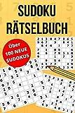 Sudoku Rätselbuch: 200 Sudoku Rätselheft - einfach, mittel und schwer für Kinder und Erwachsene 2 Sudoku Rätsel pro Seite - Das Sudoku Taschenbuch