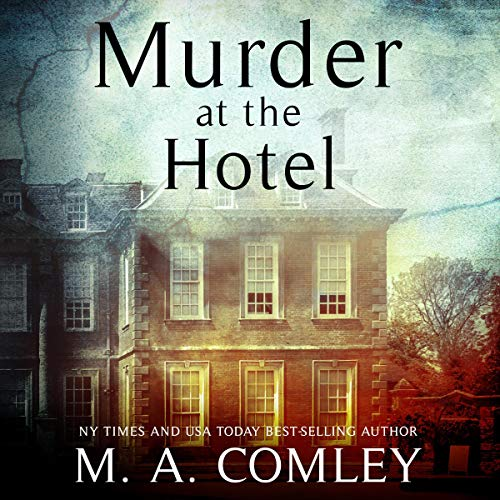 Couverture de Murder at the Hotel