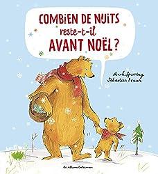 Livres Noël Combien de nuits avant Noël