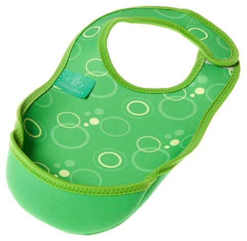 Bibetta Small Green Bubble Ultra Bib