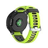 NotoCity Replacement for Bracelet Garmin Forerunner 735XT/230/220/235/620/630