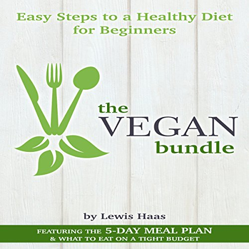 The Vegan Bundle audiobook cover art
