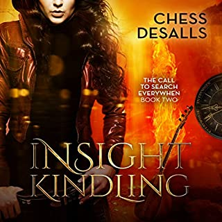 Insight Kindling audiobook cover art