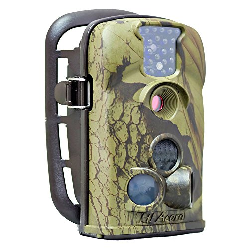 Ltl Acorn Hunting Trail Camera Night Vision Outdoor 12MP Photo Traps Wildlife Digital Camera - Pack...