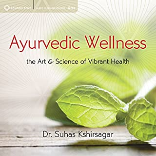 Ayurvedic Wellness cover art