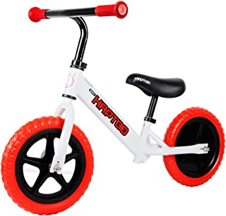 HAPTOO 7 in & 10 in & 12 in Sport Balance Bike, Ages 10 Months to 5 Years