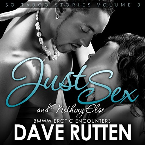 Just Sex and Nothing Else: BMWW Erotic Encounters audiobook cover art