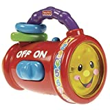 Fisher Price Laugh and Learn Zaklamp -
