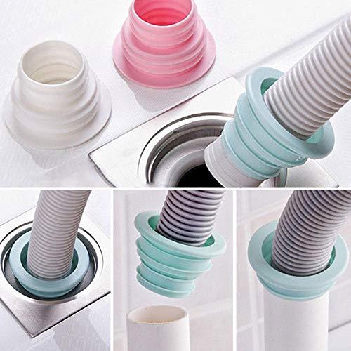 KOBWA - Tapón de Silicona para Desodorante – Conector para tubería ...