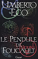 Le Pendule de Foucault d'Umberto Eco