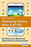 Das Praxisbuch Samsung Galaxy Note II N7100