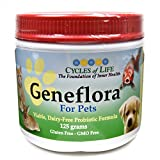 ActivHealth Geneflora for Pets, Probiotic, Natural Digestive Enzymes to Improve Digestion, Upset Stomach