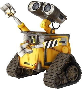 Revoltech Pixar Figure Collection No.002 WALL-E Kaiyodo [JAPAN]