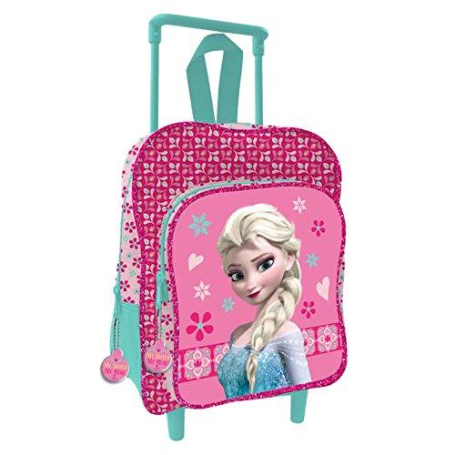 Frozen : Trolley Scuola- Asilo - Materna