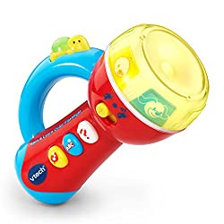 VTech Spin & Learn Color Flashlight - Best Gifts for 1 year old Boys
