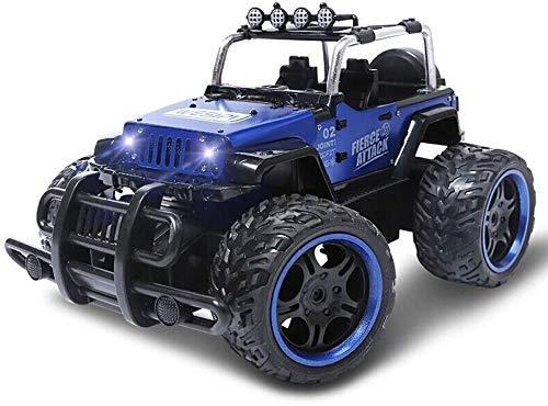 Coche de control remoto para niños de 2,4 GHz RC Bigfoot coche vehículo todoterreno control remoto rota rota truco control de deriva coche recargable remoto cochecito niño niña regalo de cumpleaños