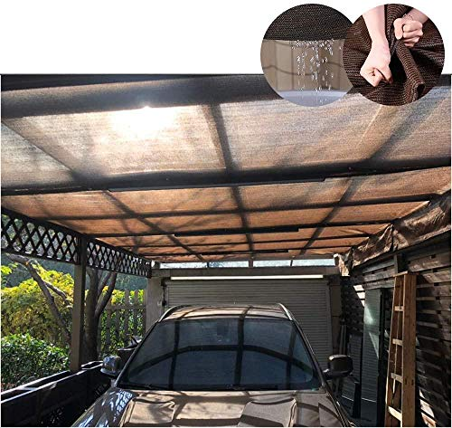 Freestyle Shade Sombrilla para balcón de Patio Exterior - Pérgola Rectangular -...