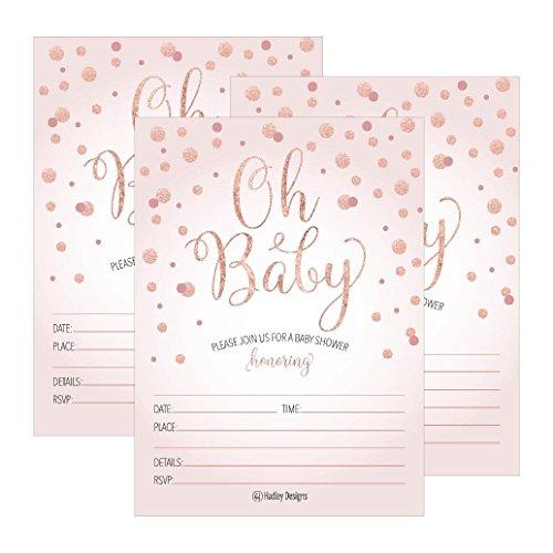 custom baby shower invitations - 8