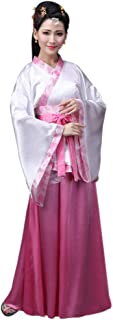Women's Cosplay Clothes - Ancient Chinese Style Tang Suit Hanfu Princess Chaise Dress Performances Costume