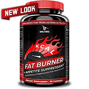 Forskolin for Weight Loss – Natural Appetite Suppressant & Thermogenic Fat Burner – Pure Coleus Forskohlii Extract – Boost Metabolism, Enhance Calorie-Burning, Control Appetite – for Men & Women