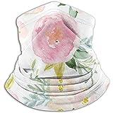 Jxrodekz Floral Neck Gaiter, Kopfbedeckung, Face Sun Mask, Magic Scarf, Kopftuch, Sturmhaube, Stirnband