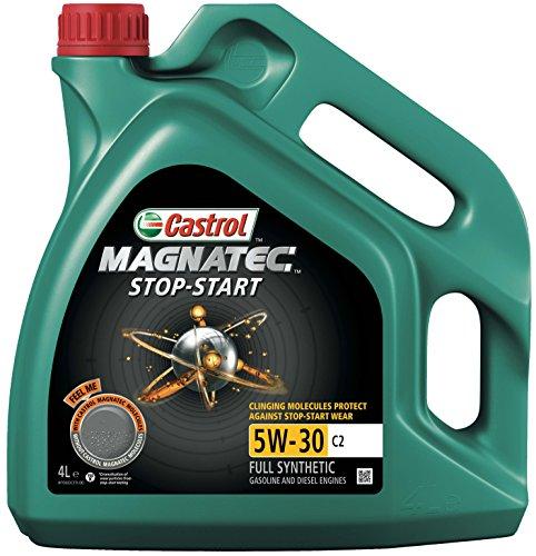 Castrol 1599EA MAGNATEC STOP-START Engine Oil 5W-30 C2, 4L
