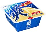 ロッテ 爽 バニラ 190ml×18袋