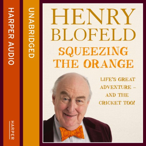 Squeezing the Orange audiobook cover art