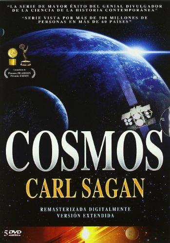 Cosmos (Versión Extendida) DVD