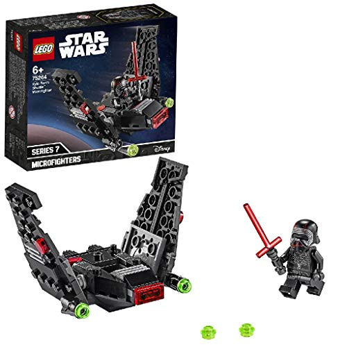 LEGO 75264 Star Wars Kylo Ren's Shuttle Microfighter Building Set, The Force Awakens Collection