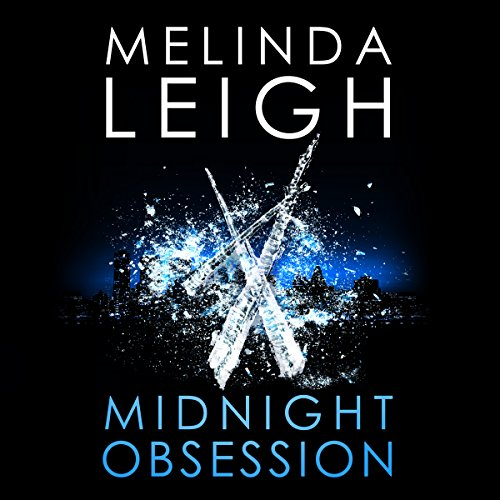 Midnight Obsession audiobook cover art