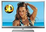 LED-TV (Full-HD), Auflösung 1920 x 1080, Bildschirmdiagonale 140 cm (55 Zoll) 3D-Technologie für eine neue Dimension des Fernsehens Aufnahme und Wiedergabe von digitalen TV-Sendungen (DVB-T/C/S2) mit USB-Stick oder externe Festplatte SRS TruSurround ...