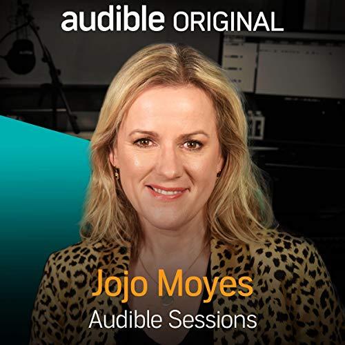 Jojo Moyes audiobook cover art