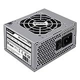 Unykach SFX 450W - Alimentatore di rete, 450 W, 230 V, 50-60 Hz, 20 A, 23 A, 20 A