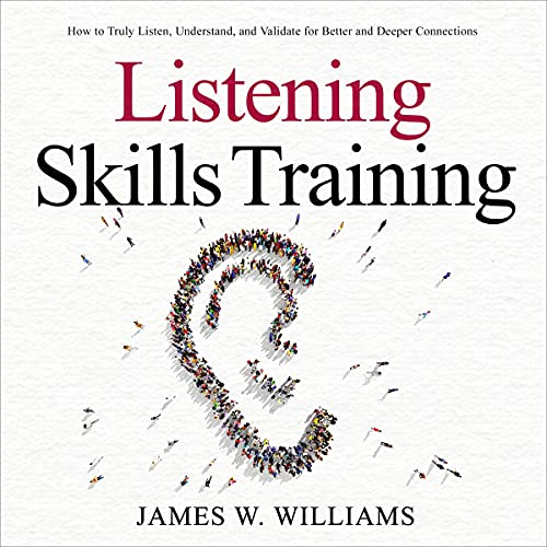 Listening Skills Training cover art