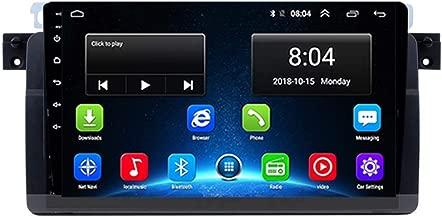 Lionet GPS Navigation for Car BMW 3 Series E46,1998-2006 8Inch Android 6.0 4G Network 1G / 16G Dedicated GPS Navigation, Radio, HiFi, Bluetooth, GPS Navigator