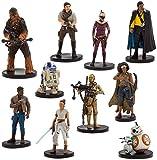 D Disney Store The Resistance Juego de figuras de lujo, Star Wars
