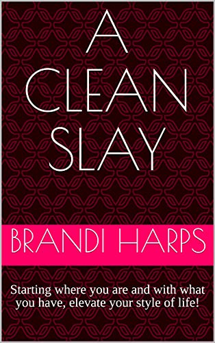 A Clean Slay: Starting where you are and with what you have, elevate your style of life! (English Edition)