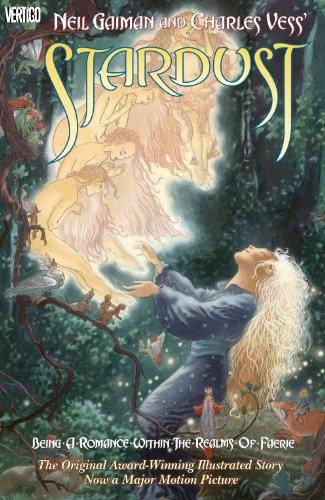 Amazon.com: Neil Gaiman and Charles Vess' Stardust eBook: GAIMAN, NEIL,  VESS,CHARLES: Kindle Store