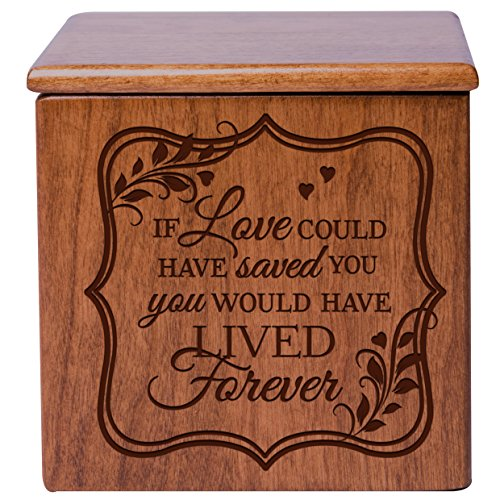 if love could have saved you urn - 6