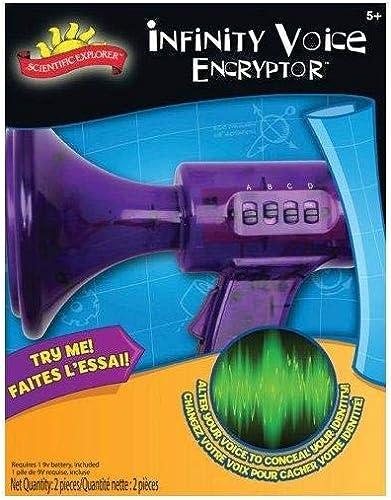 Scientific Explorer Infinity Voice Encryptor by Scientific Explorer