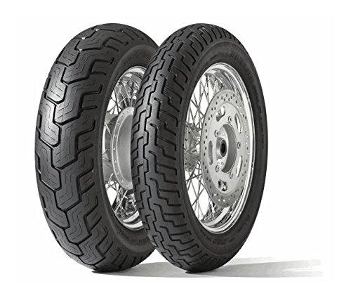 DUNLOP - Neumático CUSTOM D404 130/90-15 M/C 66P TT