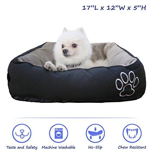 Pet Paw Pet Bed