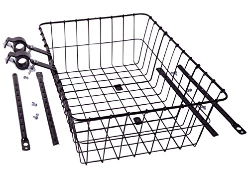 Affordable Wald 1392 Front Basket: Gloss Black; LG