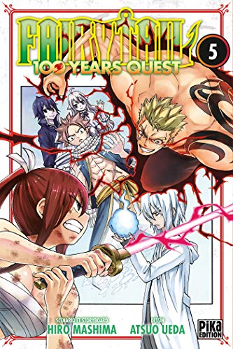 Fairy Tail - 100 Years Quest Edition simple Tome 5
