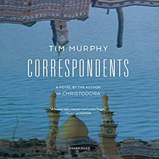 Correspondents audiobook cover art