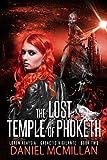 The Lost Temple of Phoketh (Loren Alaysia, Galactic Vigilate Book 2) (English Edition)