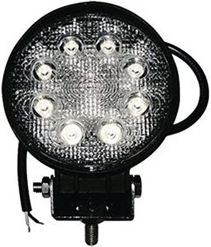 1pièce AMA professionnel LED Phare de travail rond anti-parasite 1600lm, 10–30V 8LED